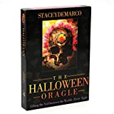 Congchuaty The Halloween Orakel-Tarot Cards Lifting The Veil between The Worlds Every Night