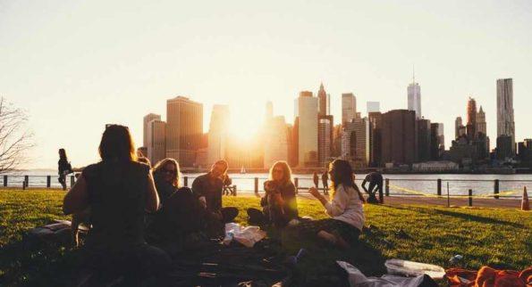 Eine Picknick-Checkliste für das perfekte Picknick ist eine große Hilfe.