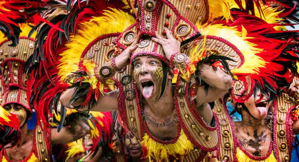 Das perfekte Karnevalskostüm ist das, welches perfekt zu einem passt.