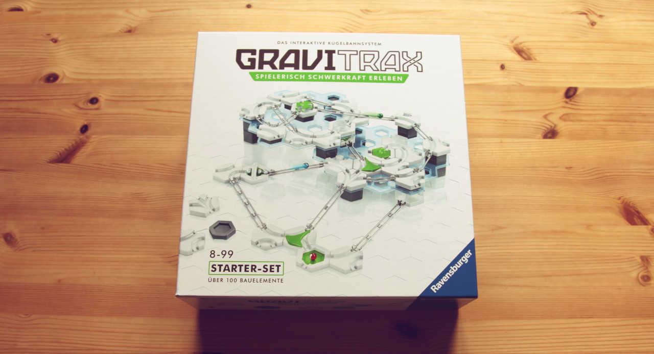 Spieletest von GraviTrax